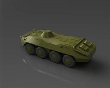 btr 70 soviet хуягт хүн хүчний тээвэрлэгч 3d загвар 3ds max x lwo ma mb obj 101282