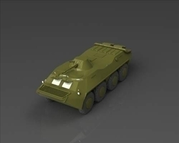 btr 70 soviet хуягт хүн хүчний тээвэрлэгч 3d загвар 3ds max x lwo ma mb obj 101283