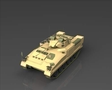 fv510 warrior tracked armoured vehicle 3d model 3ds max x lwo ma mb mpg mpeg 101384