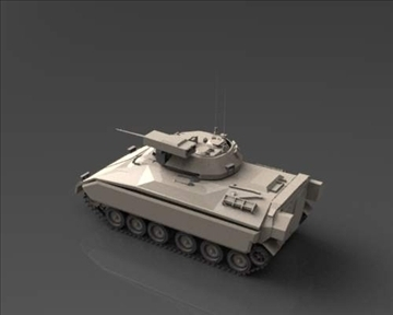 m2m3 bradley fighting vehicle 3d model 3ds max x lwo ma mb obj 101392