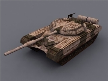 t72 mbt_ 3d загвар 3ds max 99596