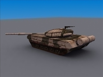 t72 mbt_ 3d загвар 3ds max 99597