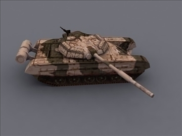 T72 MBT_3DModel ( 37.67KB jpg by 3DArtisan )