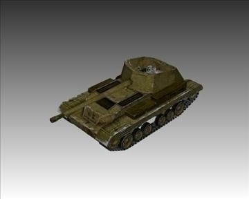 ww2 british mk i archer 3d model 3ds max x lwo ma mb obj 104390