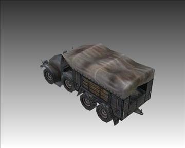 ww2 njemački krupp l2 3d model 3ds max x lwo ma mb obj 103942