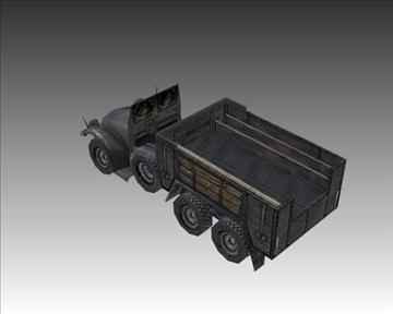 ww2 njemački krupp l2 3d model 3ds max x lwo ma mb obj 103948