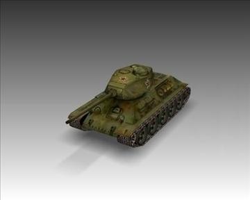 ww2 soviet t 3485 танк 3d загвар 3ds max x lwo ma mb obj 103919