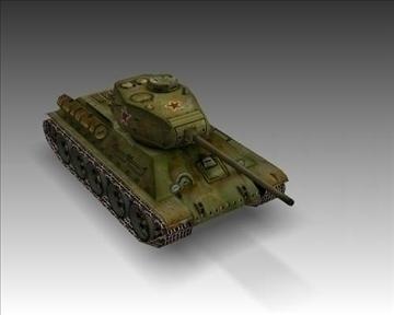 ww2 soviet t 3485 танк 3d загвар 3ds max x lwo ma mb obj 103920