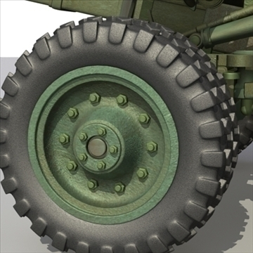bs3 antitank texture 3d model max 80096
