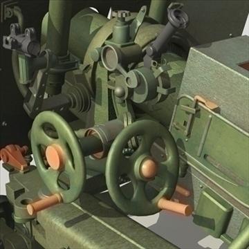bs3 antitank texture 3d model max 80098