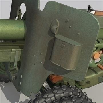 bs3 antitank texture 3d model max 80101