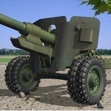 bs3 antitank texture 3d model max 80102