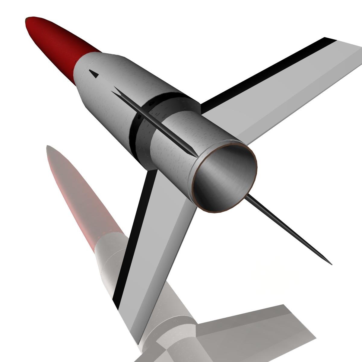 Astrobee 200 Rocket 3d model 3ds dxf fbx blend cob dae X   obj 165947