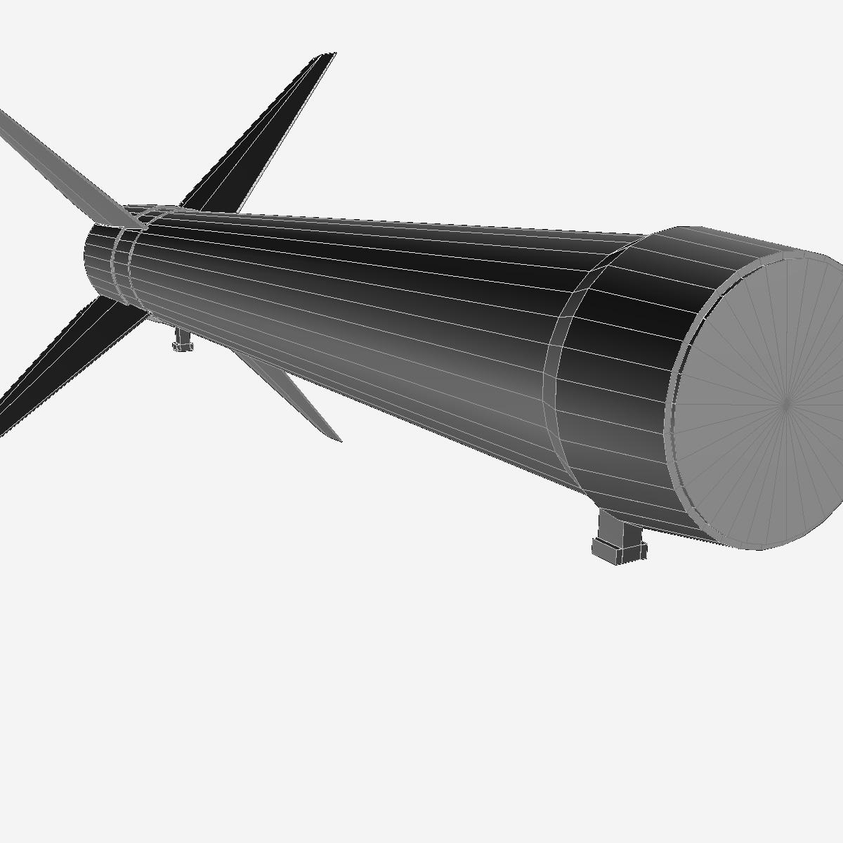 Astrobee 200 Rocket 3d model 3ds dxf fbx blend cob dae X   obj 165959