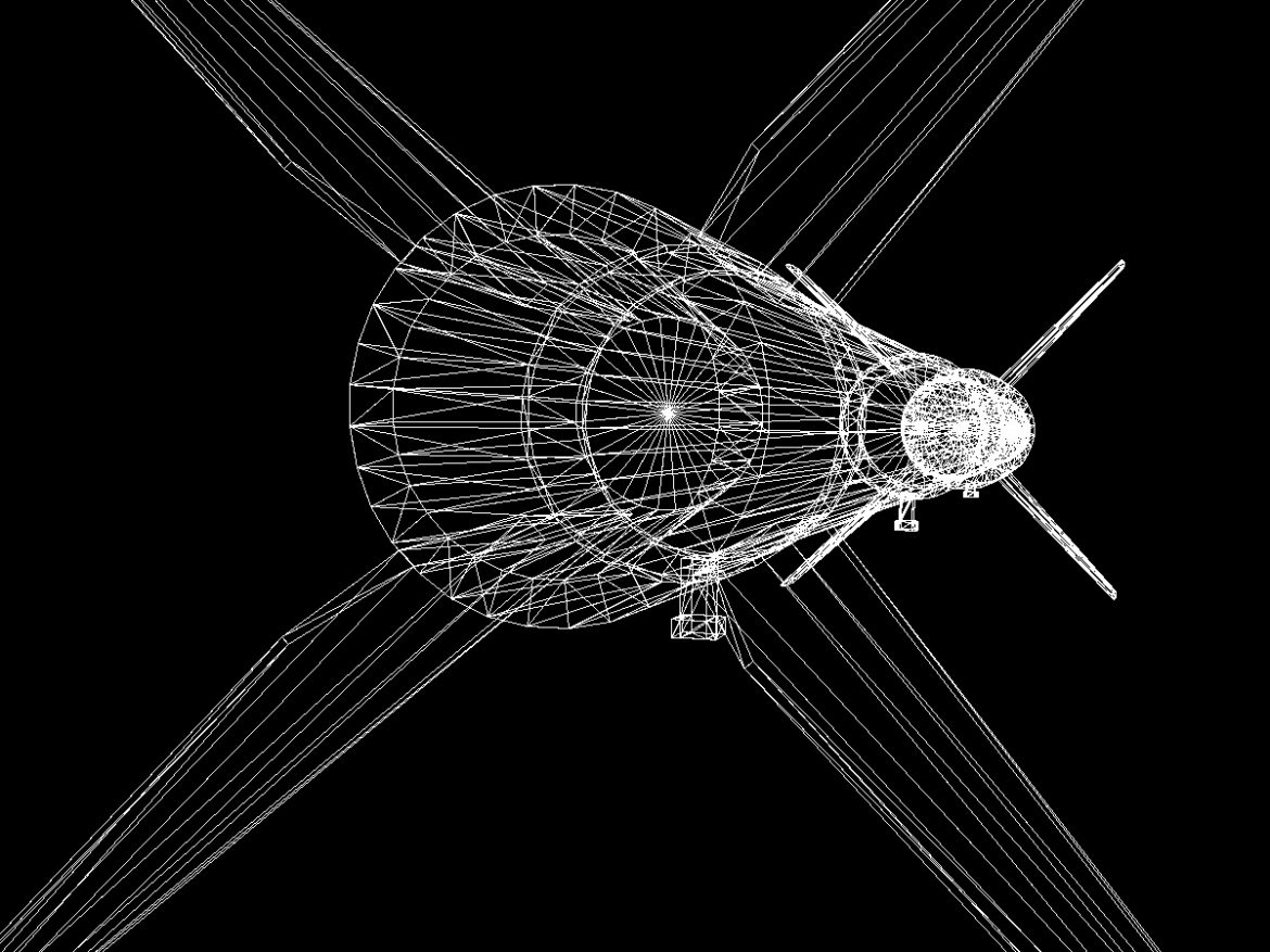 Astrobee 200 Rocket ( 622.79KB jpg by VisualMotion )
