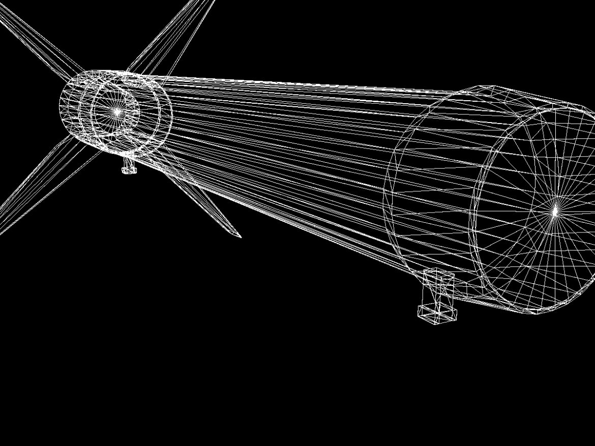 Astrobee 200 Rocket ( 534.69KB jpg by VisualMotion )