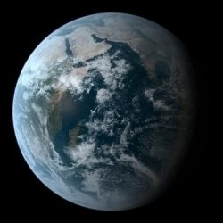 Photorealistic Earth ( 72.99KB jpg by startrek37 )
