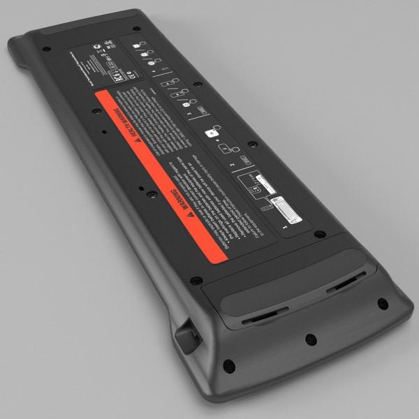 media center keyboard 3d model 3ds fbx skp obj 118887