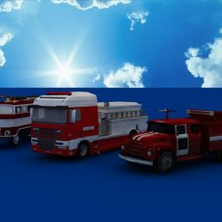Fire Truck Collection ( 35.49KB jpg by AutoMatt )