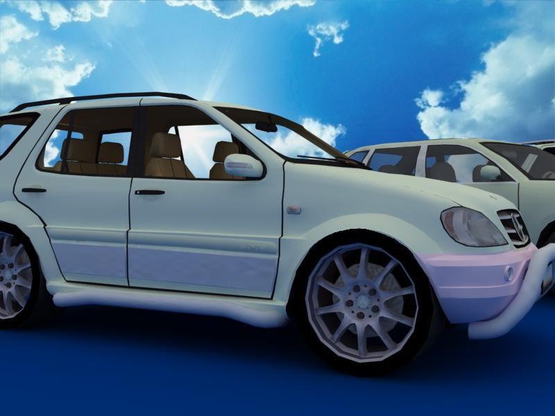 suv car collection 3d model 3ds max dxf dwg fbx obj 120324
