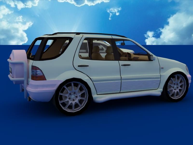 suv car collection 3d model 3ds max dxf dwg fbx obj 120325