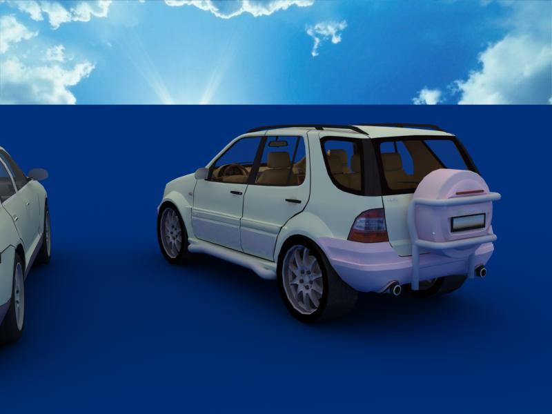 suv car collection 3d model 3ds max dxf dwg fbx obj 120328