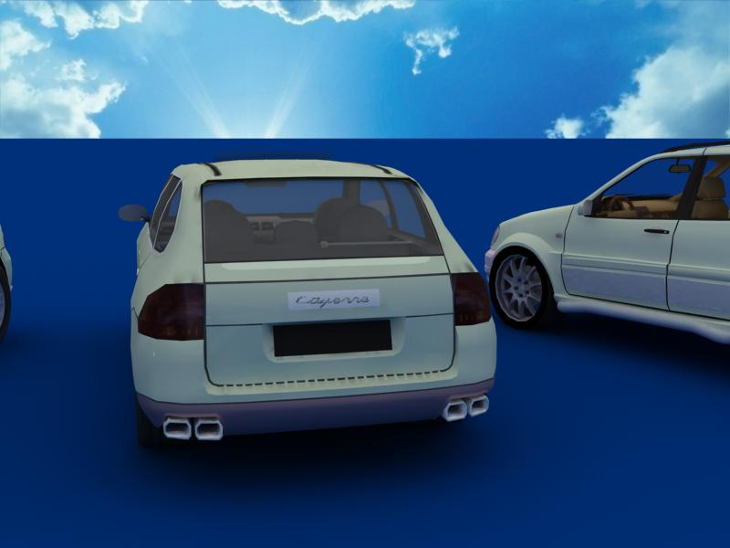 suv car collection 3d model 3ds max dxf dwg fbx obj 120329