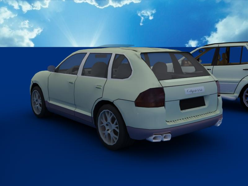 suv car collection 3d model 3ds max dxf dwg fbx obj 120330