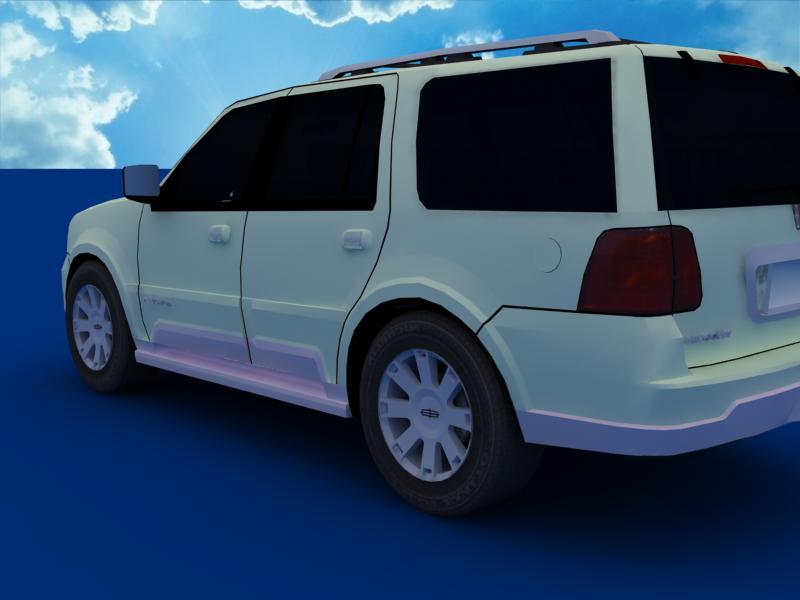 suv car collection 3d model 3ds max dxf dwg fbx obj 120335