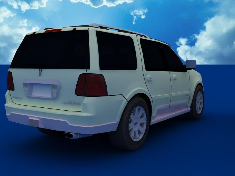 suv car collection 3d model 3ds max dxf dwg fbx obj 120337