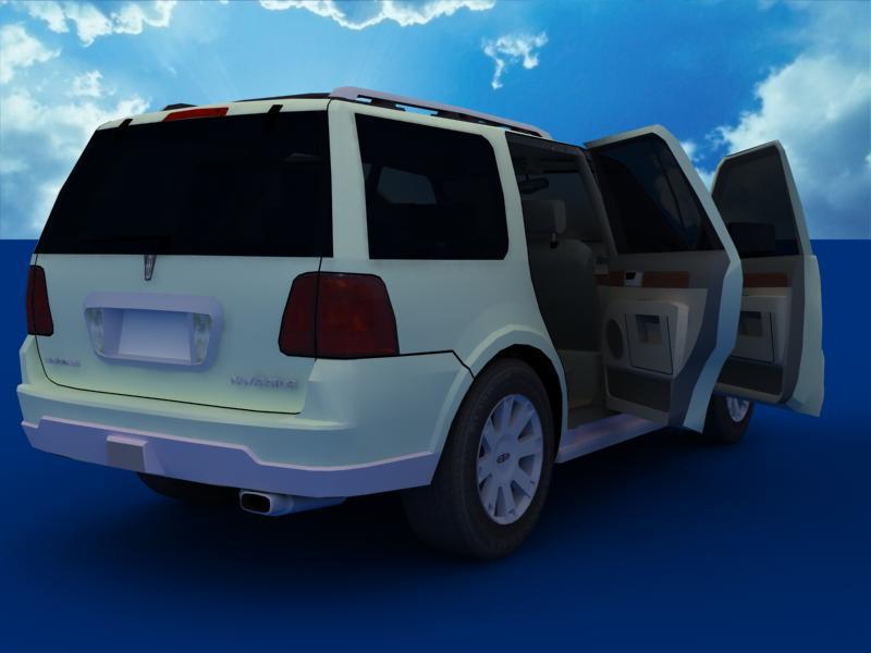 suv car collection 3d model 3ds max dxf dwg fbx obj 120338