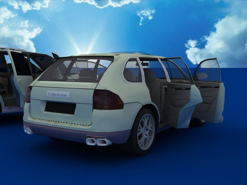 suv car collection 3d model 3ds max dxf dwg fbx obj 120339