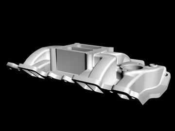 4 баррель хэрэглээ олон талт 3d загвар 3ds dxf 99072