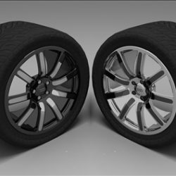 Audi Rims ( 51.92KB jpg by newline )
