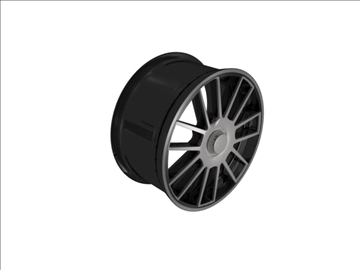 bbs cm like rim 3d model 3ds 111751