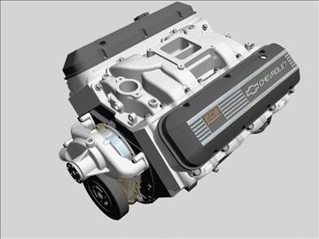 Chevrolet Big Block V8 Engine