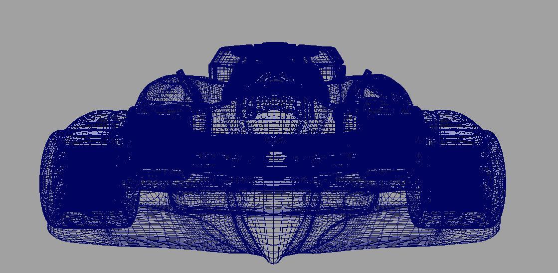 concept car 3d model 3ds fbx dae ma mb obj 116323