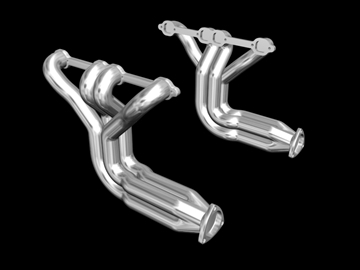 exhaust headers for street rod 3d model 3ds dxf 99289