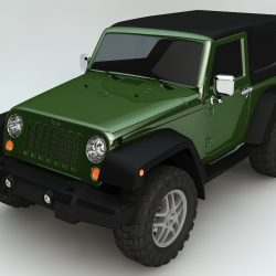 Jeep Wrangler Rubicon 2007 ( 610.25KB jpg by Lubomir88 )