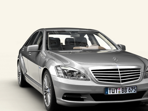 mercedes s class 2010 3d model 3ds max c4d lwo ma mb obj 113683
