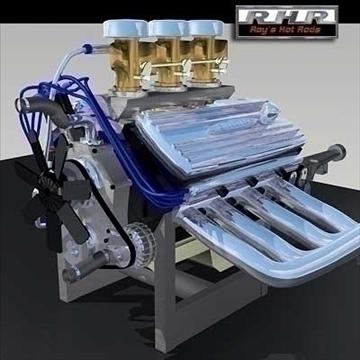 nostalgia motor 2 3d model lwo obj 82092