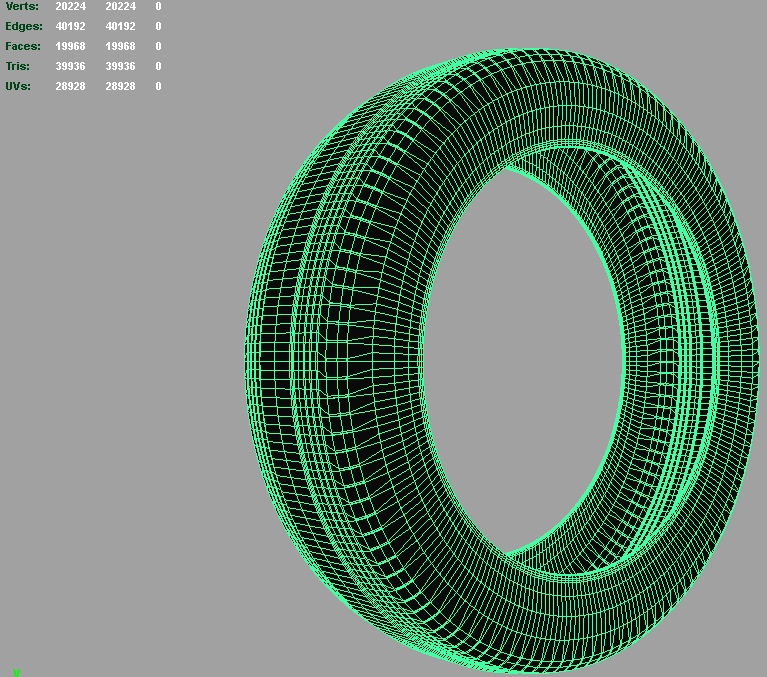 agriculture heavy tire 3d model 3ds fbx c4d lwo ma mb hrc xsi obj 125271