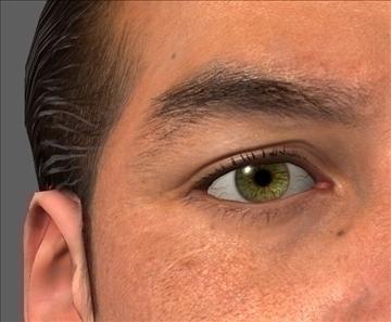 acs zema poli teksturēta 3d modelis ma mb psd obj 109538