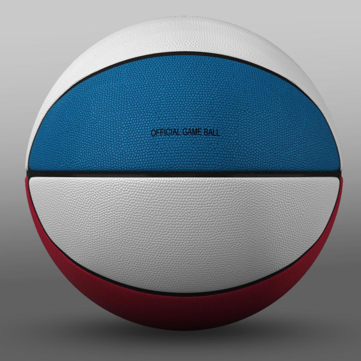 standard basketball ball 3d model 3ds max fbx c4d ma mb obj 164715