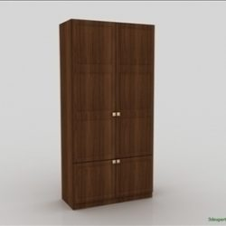 Bedroom Cabinet ( 38.75KB jpg by 3dexpertadv )