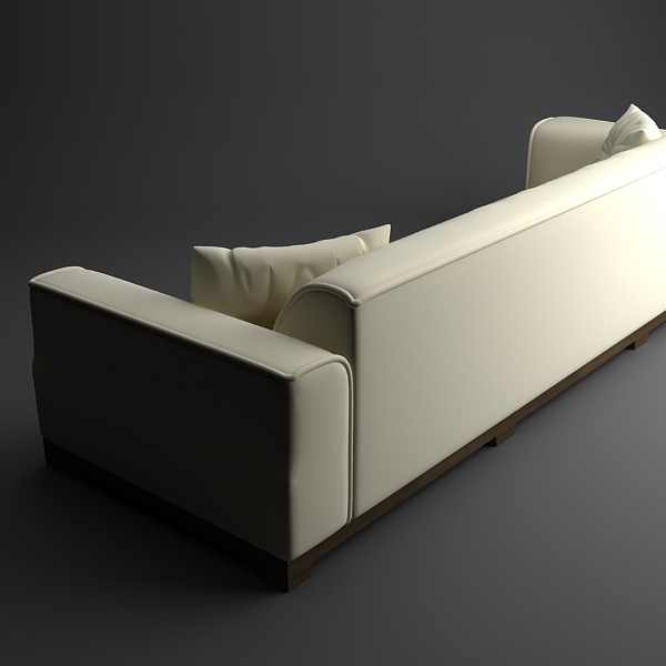 Classical leather sofa ( 122.08KB jpg by ComingSoon )