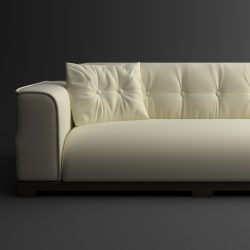 Classical leather sofa ( 122.87KB jpg by ComingSoon )