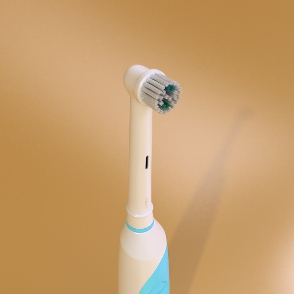 electric toothbrush high detail 3d model 3ds max fbx obj 131524