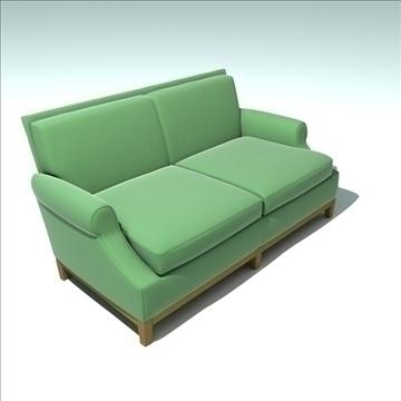 sofa 3d model max 111757