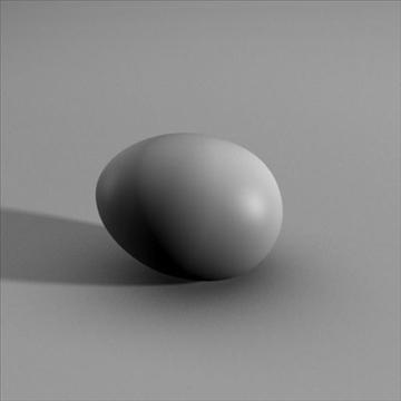 easter egg.zip 3d model 3ds dxf fbx c4d other obj 83661